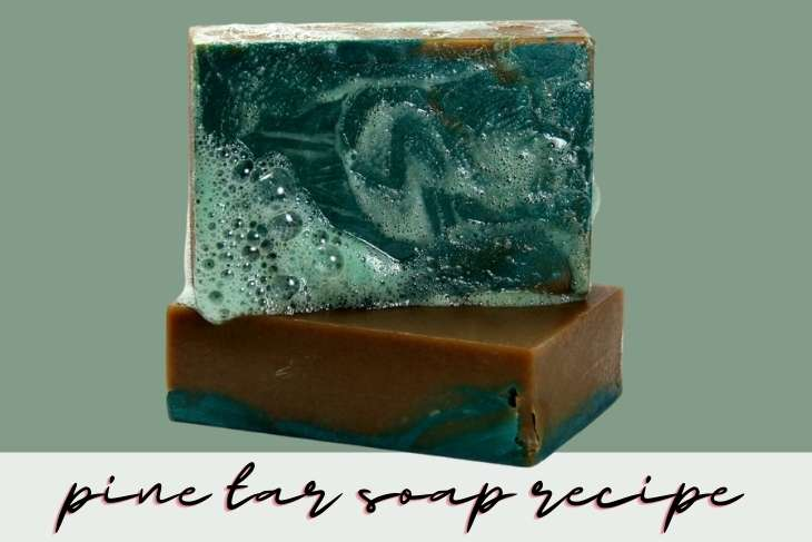 Pine Tar Soap Recipe For Psoriasis Eczema Other Problem Skin Issues