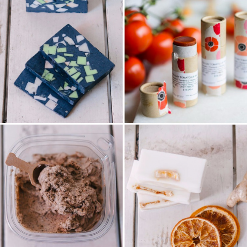 Skin Food by AB is a cruelty free skin care company sells artisan organic skincare products that are handmade in small batches from raw ingredients. Superfoods, butters, herbs and oils are used to create products with a purpose that soothe, cleanse and restore skin and their ailments.