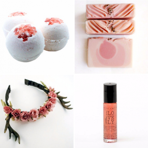 From handmade bath and beauty products to soy candles and jewelry, these are just a few of my favorite recent finds! Buy them for yourself as a special treat or a simple everyday luxury or purchase as gifts for your most favorite friends!