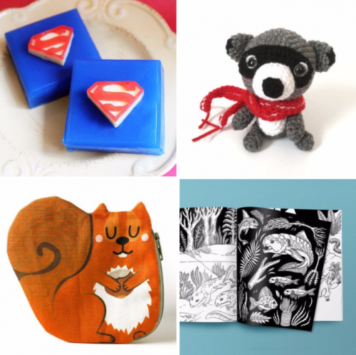 Handmade Holiday GIft Guide: Gifts for Kids