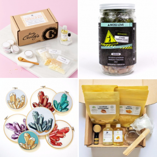 Handmade Holiday Gift Guide: Gifts for DIY-ers