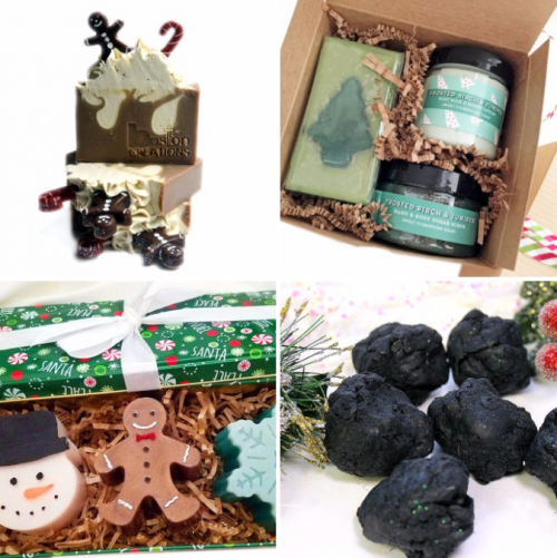 Handmade Soap Gifts for the Holidays Perfect for Soap Lovers