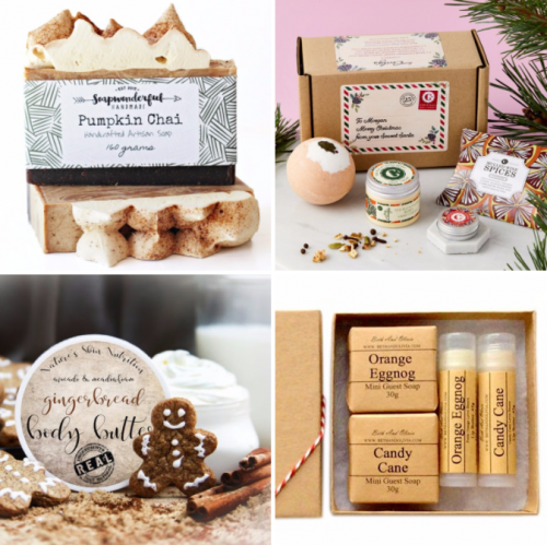 Handmade Holiday Gift Guide: Handmade Soap Gifts