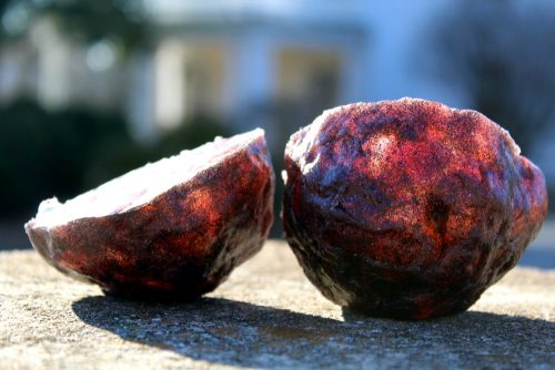 Try your hand at this geode soap tutorial and learn how to make homemade soaps that look like geode crystal rocks!