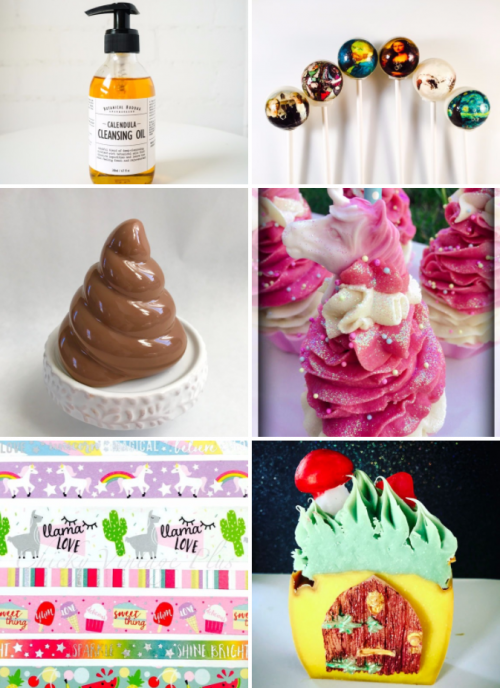 A few freshly discovered Etsy favorites!