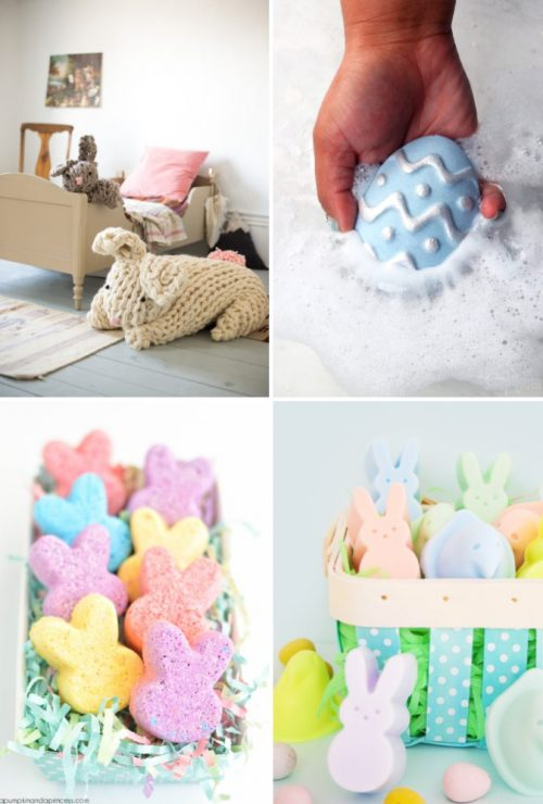 DIY Easter Crafts! Discover fun DIY Easter crafts you can make over the weekend then gift friends and family! These also make great Easter basket fillers!
