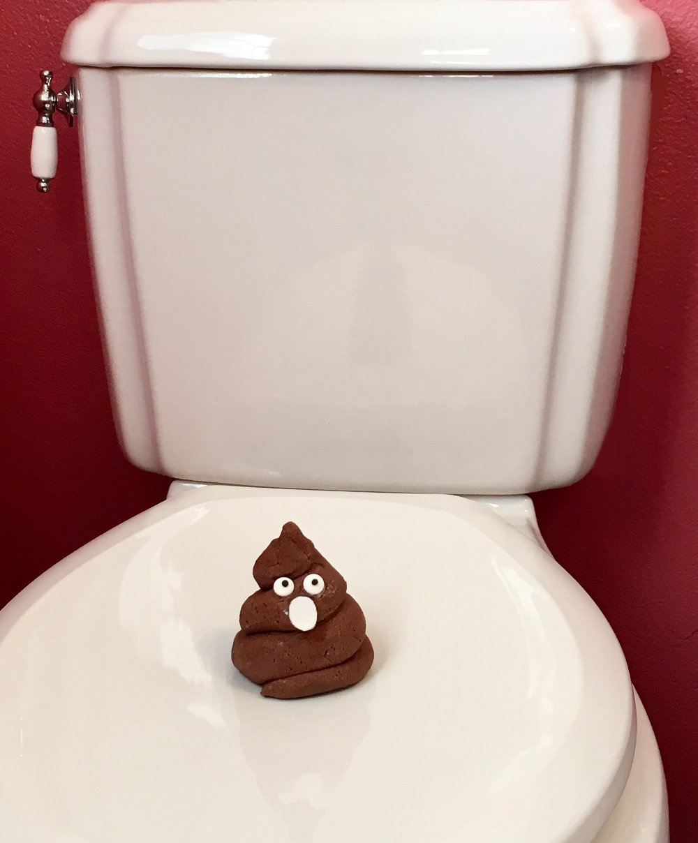 These DIY poop emoji bubble bars are sure to make bath time a little more interesting! Inspired by the pile of poo emoji, this bubble bar mimics the brown soft-serve ice cream shaped icon with a smile.
