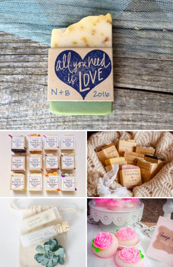 Soap Wedding Favors Buy Them Or Diy Them Soap Deli News