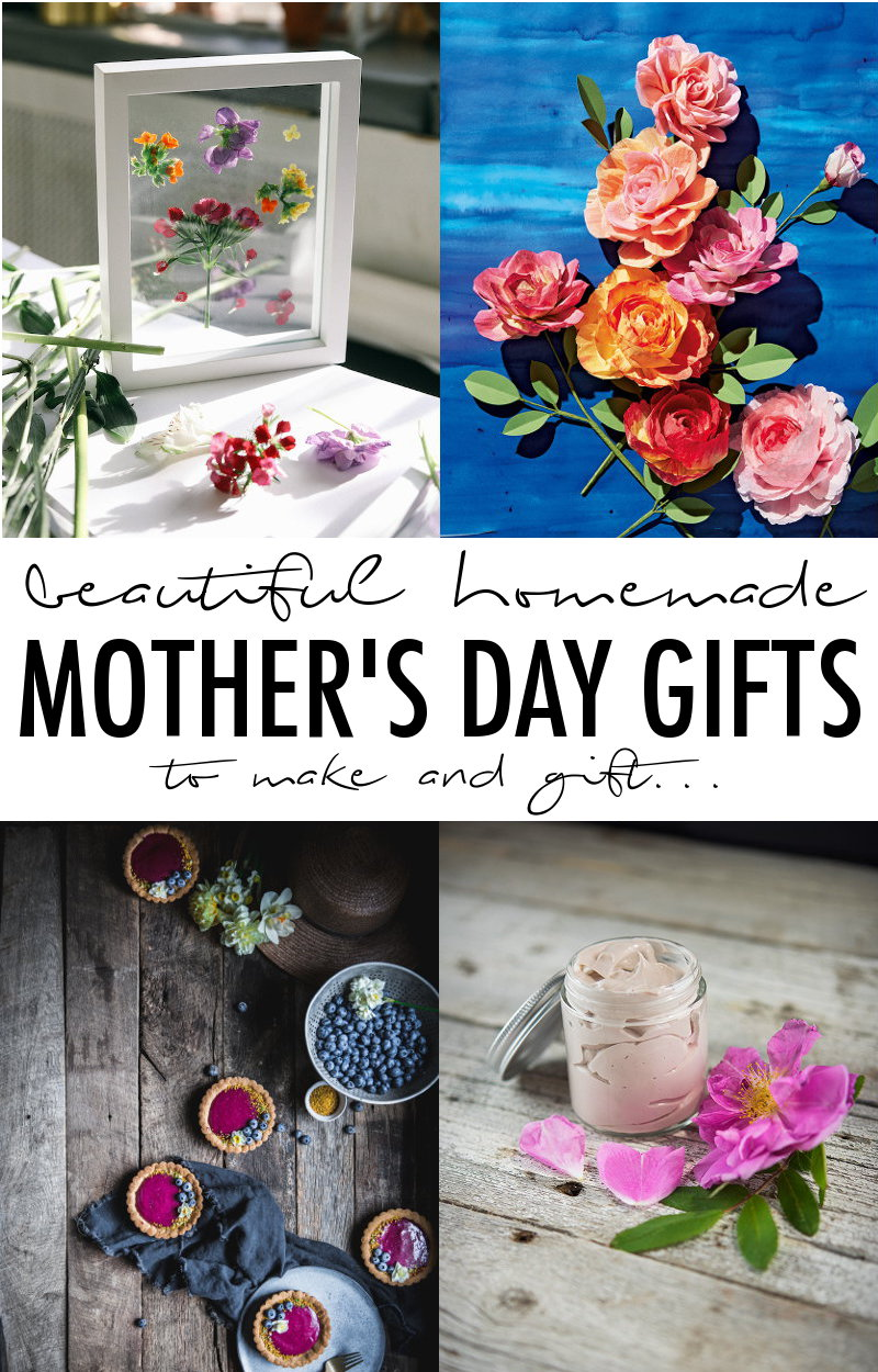 Homemade mother 39 s day gifts you can diy soap deli news for Homemade mothers day gifts from toddlers