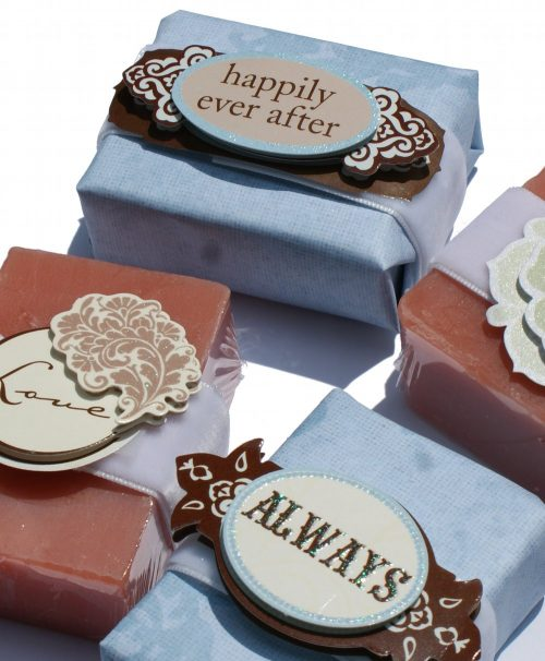 Soap wedding favors. Whether you buy them or DIY them, they are always a great choice because everyone can use them! So if you're planning a wedding for this summer, fall, winter or even spring of next year, consider telling your guests thank you with soap wedding favors!