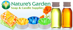 Nature's Garden Soapmaking Supplies