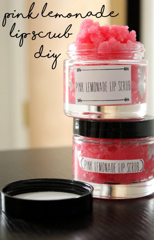 This pink lemonade lip scrub recipe is simply luscious! Made with lip safe mica and a sweetened pink lemonade flavor oil, this sugar scrub is suitable for both your body and your lips! So slather it on to your heart's desire in or out of the tub to exfoliate and soften skin for summer!