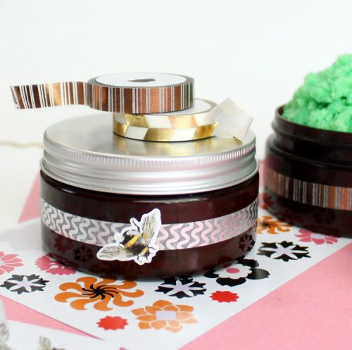 This homemade moisturizing sugar scrub recipe is formulated for exceptionally dry skin. Made using luxurious and richly hydrating moringa oil and skin soothing oat butter, this moisturizing sugar scrub can help to calm and soothe dry, itchy skin and inflammation.And it's scented with a jackfruit & kiwi fragrance oil for a to-die-for tropical fruit fragrance that's perfect for summer.