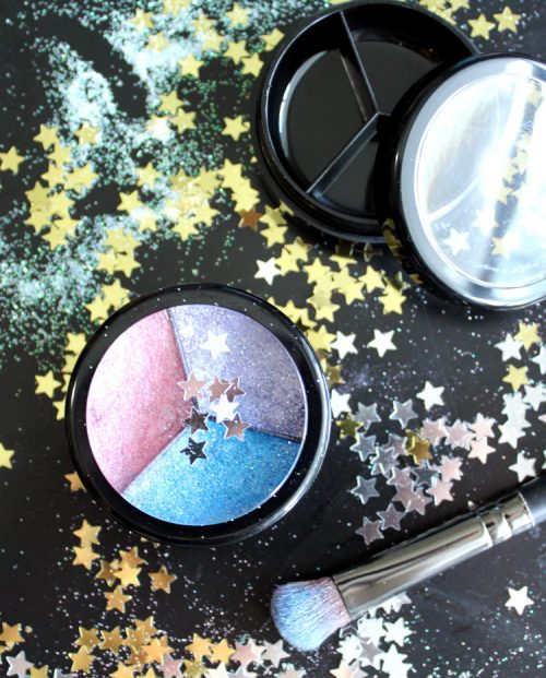 Learn how to make your own DIY unicorn eyeshadow. This fun trio of scented pressed eyeshadows offers lasting pastel color and shimmer that's perfect for eyes. Once you've mastered these colors, be sure to try out your own custom DIY unicorn eyeshadow colors!
