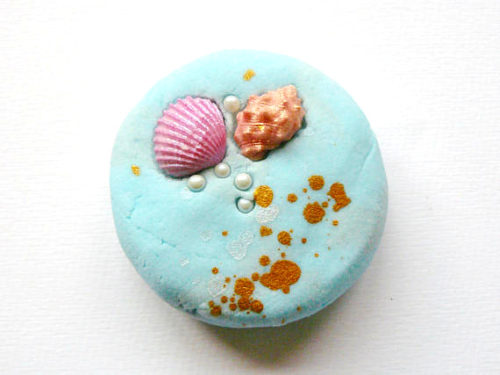 Mermaid Cove Bubble Bar from Shimmer & Luxe