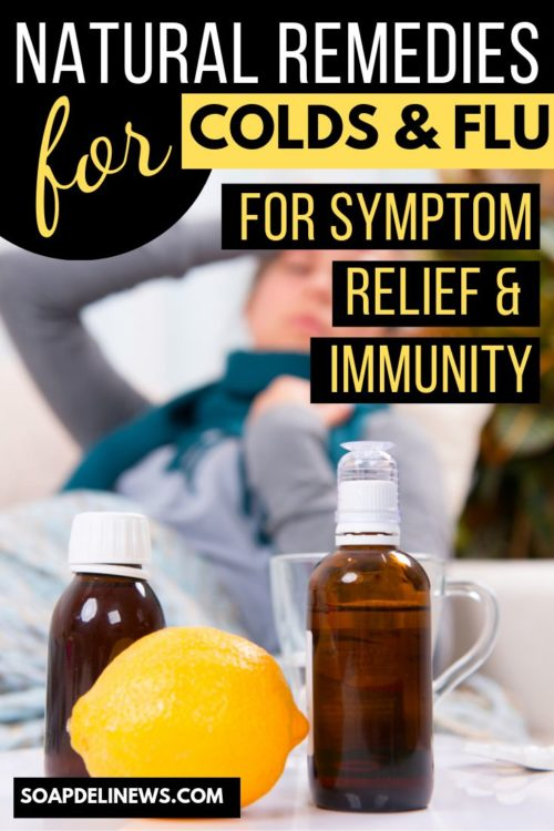 Get cold relief fast with this collection of natural cold & flu remedies that tackle symptoms like nasal & chest congestion to offer soothing relief on your way back to health and wellness. Plus boost your body's immunity to help fight off the cold and flu fast. Whether you're making soothing medicinal teas, immune boosting syrups or something else entirely, these natural ways to fight colds & flu will help relieve your flu and cold symptoms quickly and naturally.