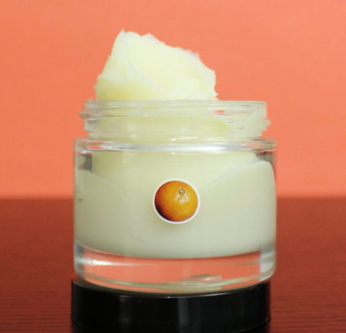 Orange Mint Body Butter Recipe