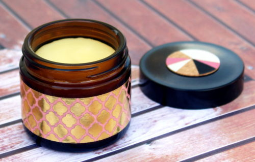 Dry Skin Salve Recipe with Baobab Oil! Learn about the amazing skin care uses for baobab oil and discover how to make your own DIY dry skin salve for dry winter skin or tough skin conditions such as eczema, dry psoriasis and actinic keratosis.