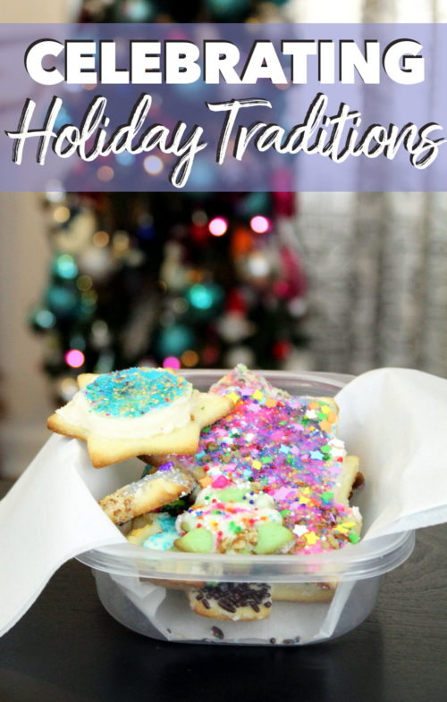 Celebrating Holiday Traditions Through Life's Changes. Plus how to host a holiday cookie exchange and a collection of homemade Christmas cookie recipes. #holidays #tradition #holidaytradition #cookies #cookieexchange #cookierecipes #recipes #diy #hosting #entertaining #lifestyle #christmas #christmastradition #holidayideas #party #treat #crafts #family