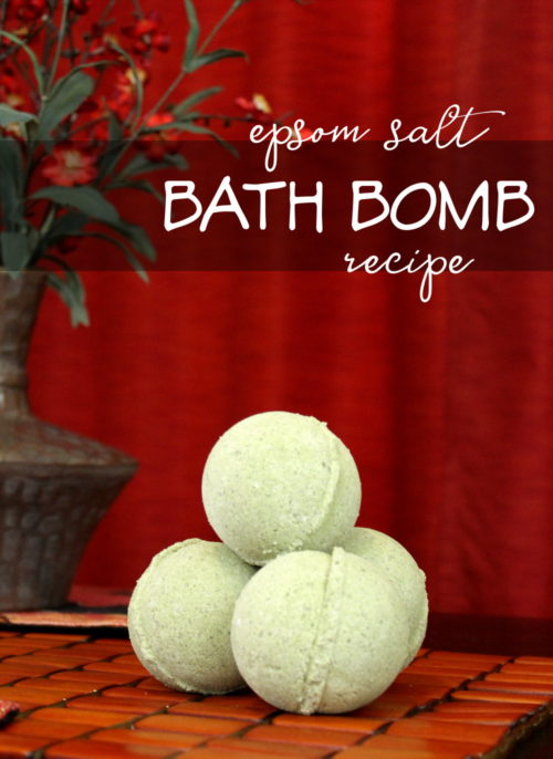 Epsom Salt Bath Bombs Recipe for Chronic Pain! This Epsom salt bath bombs recipe is an easy and natural way to flush toxins from your body, reduce stress and ease muscle aches and pains. And, because an Epsom salt bath also helps to increase the body's magnesium levels, you don't have to be in pain to reap the benefits of this amazing salt. #epsomsalt #bathbombs #diy #chronicpain #health #wellness #painremedy