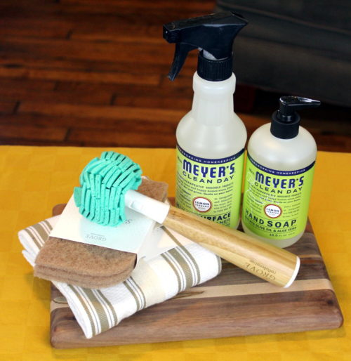 Looking for more affordable, convenient and natural ways to clean your home? Then you must check out Grove Collaborative! I recently became a member and have been super impressed with their service, natural products selections, prices and shipping times. Plus their products help to make it easier for families to make the switch to healthy, non-toxic home and personal care products