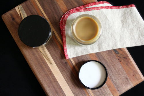 Natural Antifungal Foot Salve Recipe - a natural holistic home remedy for athlete's foot, toenail fungus and candida with key ingredients like an antifungal essential oil, neem oil and coconut oil. This natural antifungal foot salve recipe is a great way to naturally promote skin health. Used daily it can help to treat fungal foot infections as well as prevent their reoccurrence. #antifungal