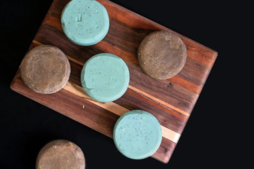 All natural pine tar soap recipe. A must have home remedy for summer, this all natural pine tar soap recipe with neem oil and a blend of natural essential oils tackles tough skin conditions caused by bacteria, fungus and parasites!Learn how to prevent bites from parasitic chiggers as well as how to craft your own all natural pine tar soap recipe with neem oil to soothe insect bites, calm itching and promote healing.
