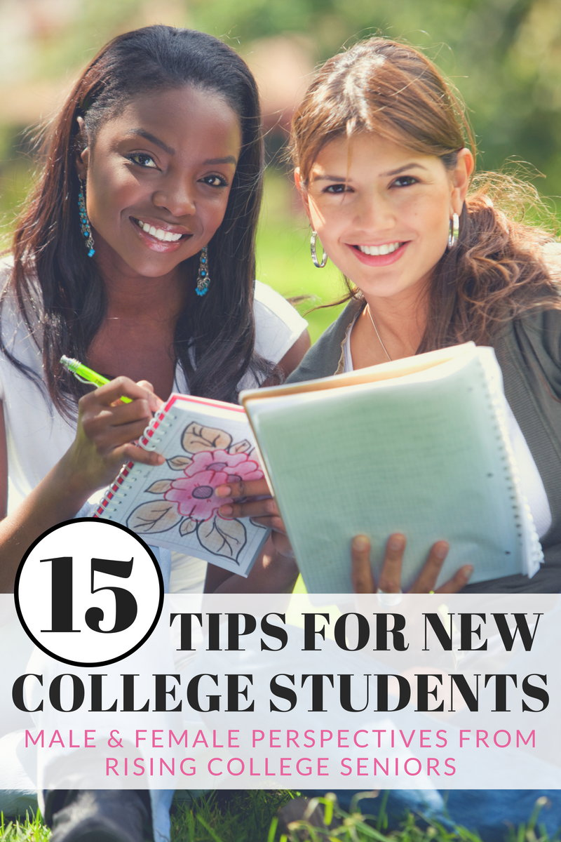 Best Back to School Supplies for College Students (Plus Tips on Making the Transition Into College Even Easier) Must have college back to school supplies for your new college student plus tips on surviving college life and making the most of the experience from a both a male and female perspective from rising college seniors. #backtoschool #collegelife #collegetips #parenting