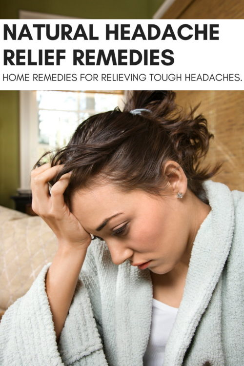 Best natural headache relief remedies for tension headaches. As someone who suffers from fibromyalgia, tension headaches are often a part of life - sometimes on a daily basis. So what are some of the best natural headache relief remedies for tension headaches that actually work? Learn more on how to tackle your tough headache pain with this collection of home remedies along with the story behind how tension headaches form.