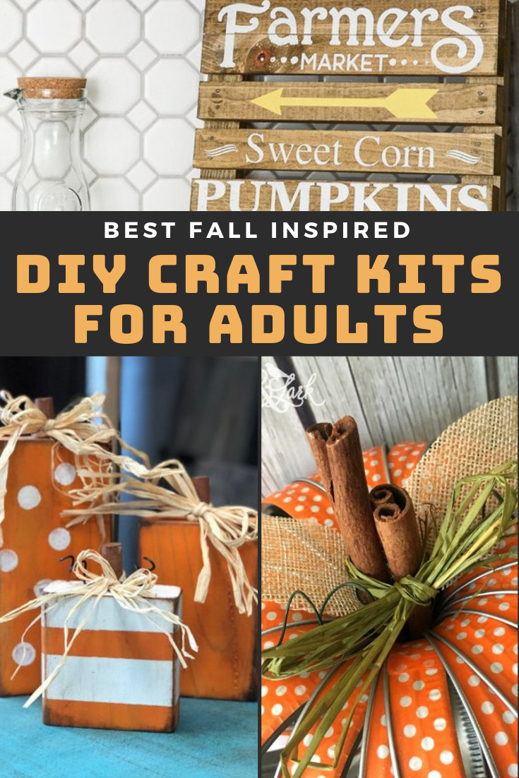 Best Diy Craft Kits For Adults To Try This Fall Soap Deli News