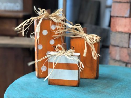 Best DIY Craft Kits for Adults This Fall. Rustic Wooden Pumpkins DIY Kit. Craft your own rustic fall decor with this DIY rustic pumpkin craft kit. It contains everything you need to decorate your home for fall without having to make a trip to the craft store!