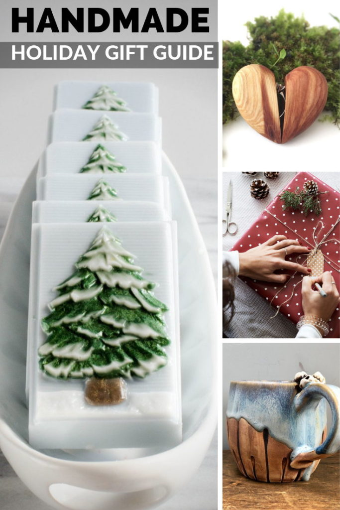 Handmade Holiday Gifts & Ideas (Your Etsy Gift Guide for ... Handmade Christmas Gifts 2018