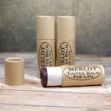Rockin' that mulled wine colored hair this season? Make this awesome wine inspired merlot tinted lip balm recipe to match your seasonal winter look! This merlot tinted lip balm recipe creates a super moisturizing tinted lip balm for lips that look and feel fabulous! There are even free printable lip balm labels for gifting these mulled wine beauties to your gal pals for any occasion! Get this natural lip care recipe for your homemade beauty look now at Soap Deli News blog!