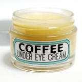 This homemade natural coffee eye cream recipe is easily one of the best natural beauty secrets for anti-aging natural skin care! Made using an easy to make homemade coffee infused oil this natural coffee infused under eye cream diminishes the appearance of dark under eye circles, puffiness and even fine lines. Plus it helps fight aging by promoting skin health! Grab the recipe!
