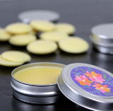 This simple plantain salve recipe is naturally scented with an amazing cocoa mint fragrance. Lovingly crafted with ingredients like roasted cocoa butter and plantain herbal oil, this natural herbal salve is a must for your herbal apothecary. Use this multi-functional, natural skin care product on eczema prone or dry skin, minor cuts and scratches or as a natural lip balm for seasonal winter skin care.