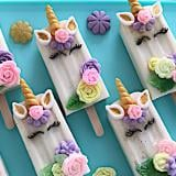 Unicorn popsicles - say what? These crazy fun popsicles from A Bath Affair LLC are the perfect spring inspired treat for your tween or teen! Scented in a strawberry fragrance, how can you not buy these? Grab them while they last!