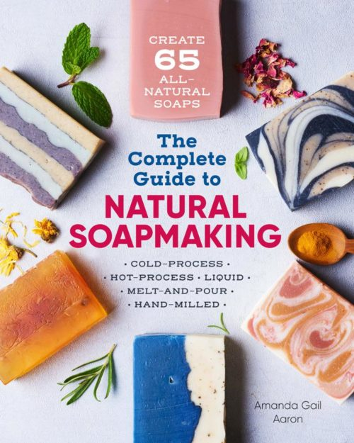 Natural Soap Making Book. Is soap making a new hobby you've been wanting to explore? Have you made soap before but want to learn other soap making techniques? Learn a variety of soap making methods and explore easy to follow soap recipes and tutorials in Amanda Gail's book, The Complete Guide to Natural Soap Making. New and beginning soapmakers will learn how to craft natural homemade soaps using five different soap making techniques plus 65 natural soap recipes.
