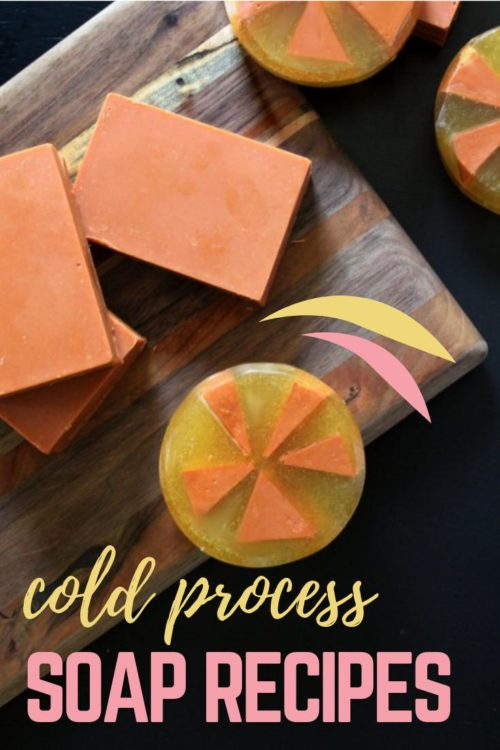 Cold process soap recipes. The biggest collection of no fail cold process soap recipes ever! Every single homemade soap recipe is a Pinterest favorite. Soap recipes for beginner soap making to intermediate soap making for soapmakers of every skill level.