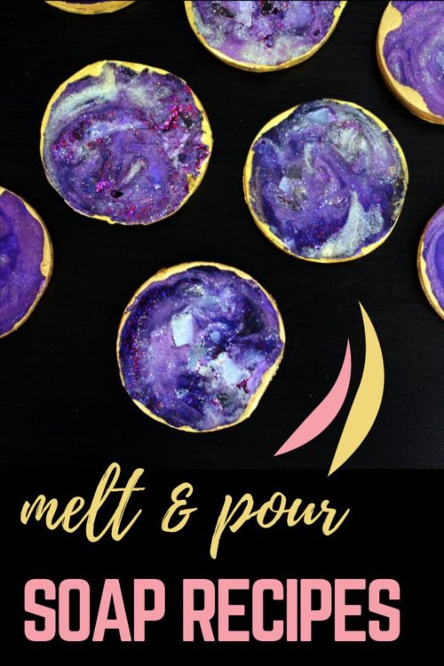 Melt and pour soap recipes. Learn how to make beautiful homemade melt and pour soaps for your family and friends. Or to give as handmade gifts throughout the year. Over 130 homemade soap recipes for making cold process soap, melt and pour soap and hand milled soap for every skill level. The best collection of handmade artisan soaps on Pinterest!