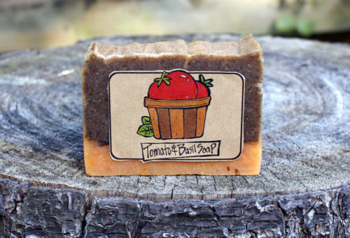 Tomato soap recipe. Learn how to make an acne fighting cold process tomato soap recipe for oily skin. Plus over 130 more homemade soap recipes to make.
