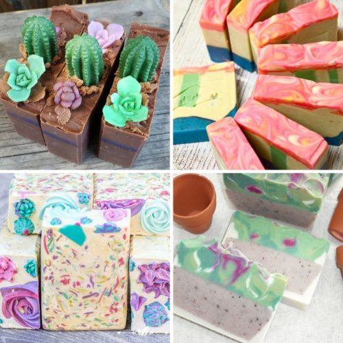 Creative Artisan Cactus Soaps on Etsy