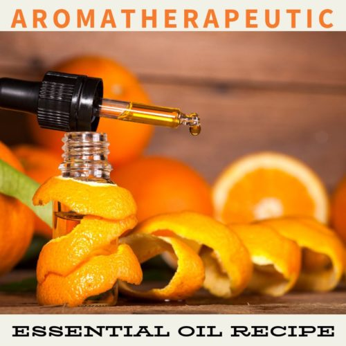 Multipurpose aromatherapeutic orange and eucalyptus essential oil blend recipe for homemade soap recipes and natural skin care products. Use this essential oil blend in you homemade beauty recipes such as melt and pour soaps, body butter and scrubs - even natural homemade deodorant for summer! I recommend .05% for leave on products and up to 2% for wash off products such as homemade soap recipes and body scrubs.