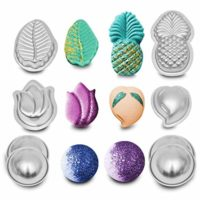 Heavy Duty Bath Bomb Molds