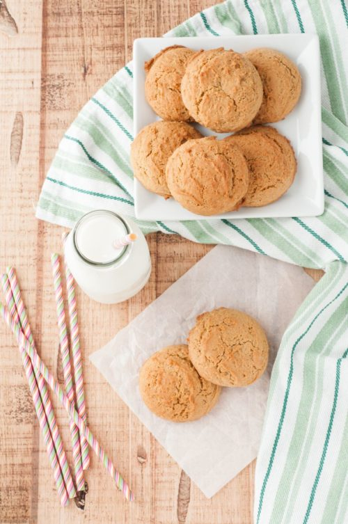 Easy Brown Sugar Drop Cookies Recipe. A delicious anytime dessert. How to bake delicious brown sugar drop cookies for an after school snack or weekend dessert treat. These brown sugar cookies are easy to make & taste great!