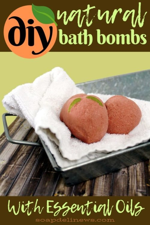 Natural bath bomb recipes with essential oils! Learn how to make DIY bath bombs with a natural bath bomb recipe recipe that uses natural colorants for bath bombs, shea butter and essential oils. Have you ever wondered how to make bath bombs? Considering how easy it is to get hooked on using bath bombs, it's not a surprise that you'd want to learn how to make your own DIY bath bombs. Learn how to make bath bombs with these easy bath bomb recipes.