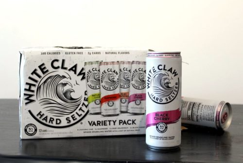 Why I gave up wine for White Claw hard seltzer.