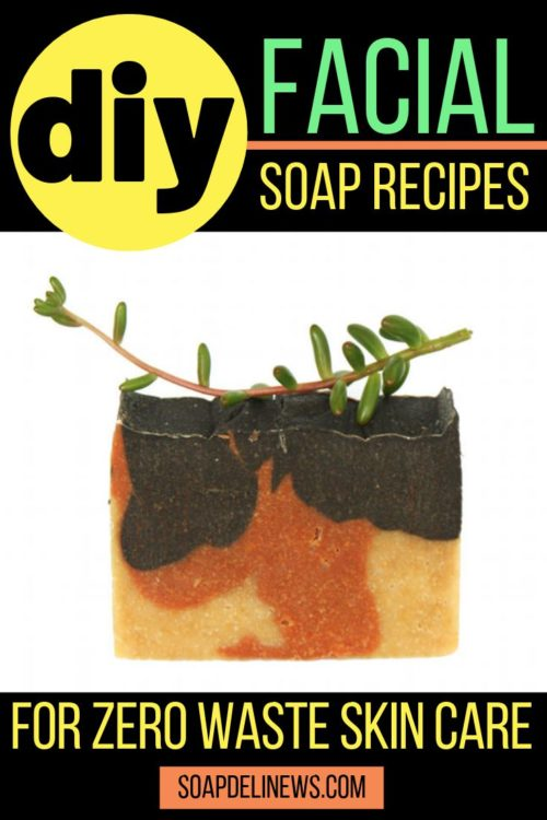 DIY facial soap recipes for your natural beauty regimen. An easy way to naturally care for skin, this collection of homemade facial soap recipes includes soap based scrubs, eco-friendly zero waste soap bars and liquid soap cleansers for your natural skin care routine and homemade beauty regimen.