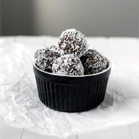Bourbon Balls Recipe with Woodford Reserve