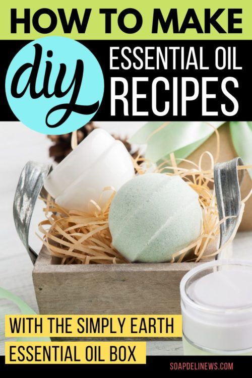 Essential oil recipes for health and wellness. Learn how to make DIY shower steamers using Simply Earth essential oils as a natural cold relief remedy for congestion. Six simple & easy essential oil recipes for homemade skin care and essential oil diffuser blends.