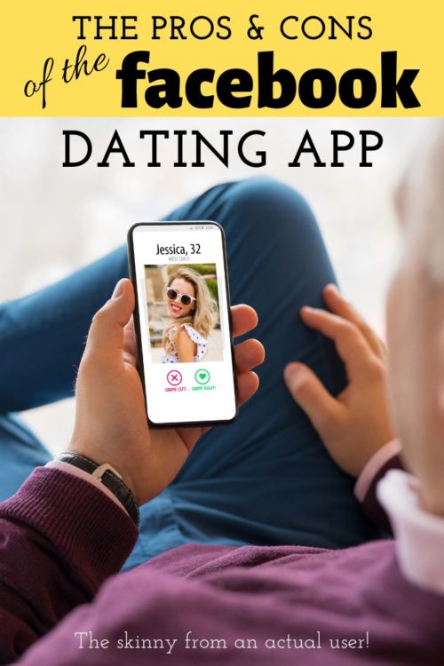 Facebook dating app review. I gave the Facebook dating app a spin. So if you're looking for a real review of the Facebook dating app and what to expect, this is where you'll find it. Single? Debating giving the new Facebook dating app a try? I did, and I've got the skinny on the pros and the cons of this new addition to the Facebook empire.